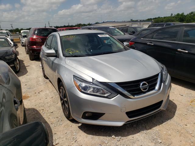 Vehiculos salvage en venta de Copart Oklahoma City, OK: 2018 Nissan Altima 2.5