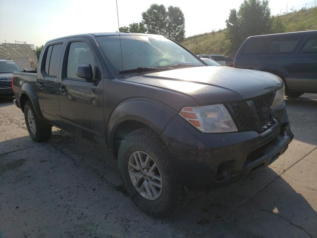 Nissan Frontier salvage cars for sale: 2014 Nissan Frontier