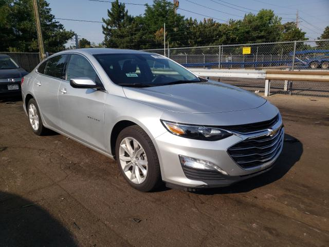Salvage cars for sale from Copart Denver, CO: 2019 Chevrolet Malibu LT
