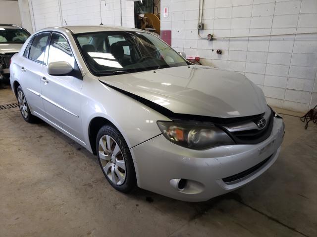 Vehiculos salvage en venta de Copart Blaine, MN: 2010 Subaru Impreza 2