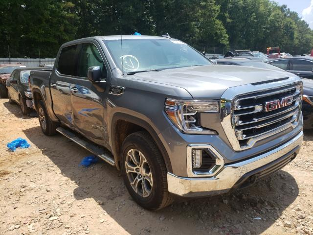 Salvage cars for sale from Copart Austell, GA: 2021 GMC Sierra K15
