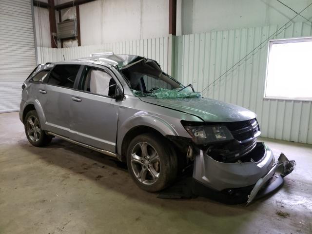 Vehiculos salvage en venta de Copart Lufkin, TX: 2017 Dodge Journey CR