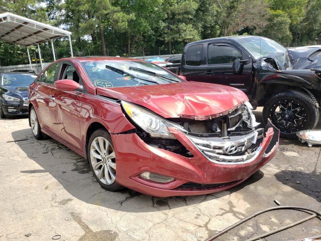 Vehiculos salvage en venta de Copart Austell, GA: 2012 Hyundai Sonata SE