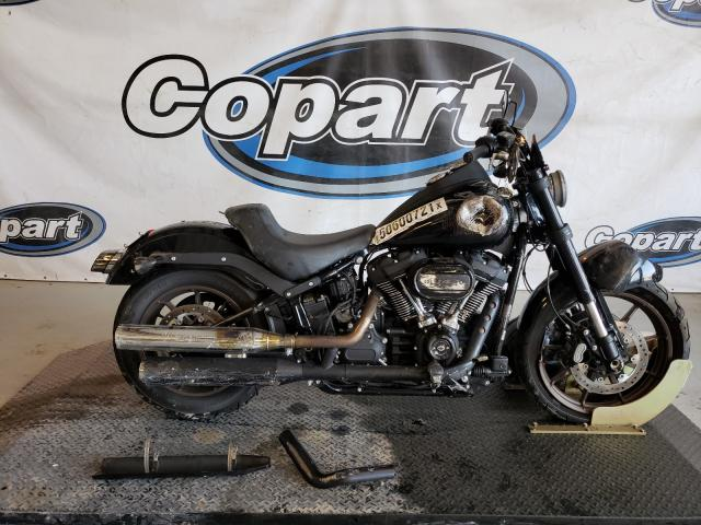 Salvage cars for sale from Copart Sikeston, MO: 2021 Harley-Davidson Fxlrs
