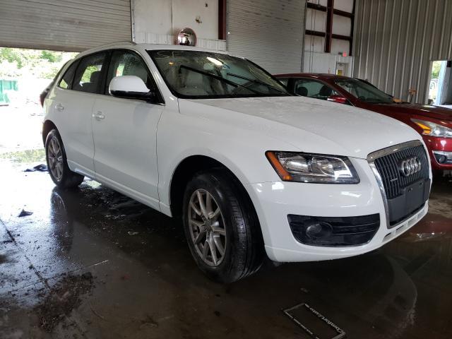Audi Q5 Premium salvage cars for sale: 2011 Audi Q5 Premium
