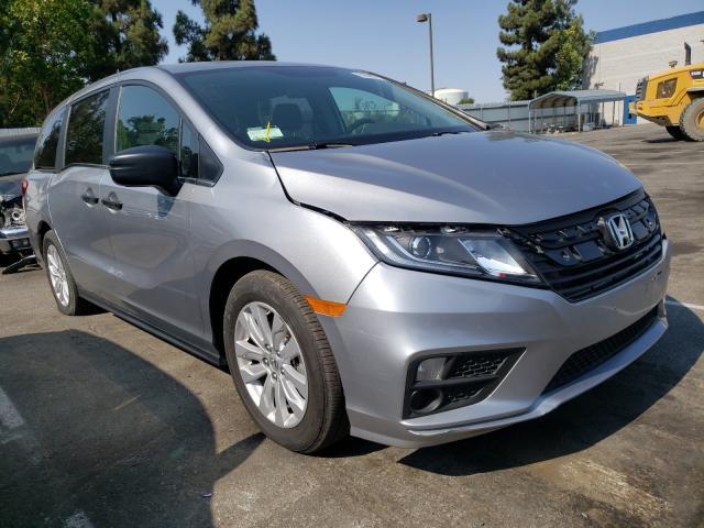 2020 Honda Odyssey LX en venta en Rancho Cucamonga, CA
