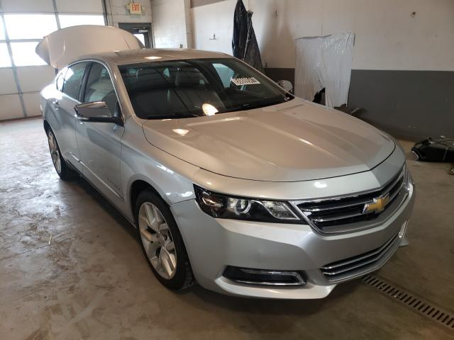 Salvage cars for sale from Copart Sandston, VA: 2019 Chevrolet Impala PRE