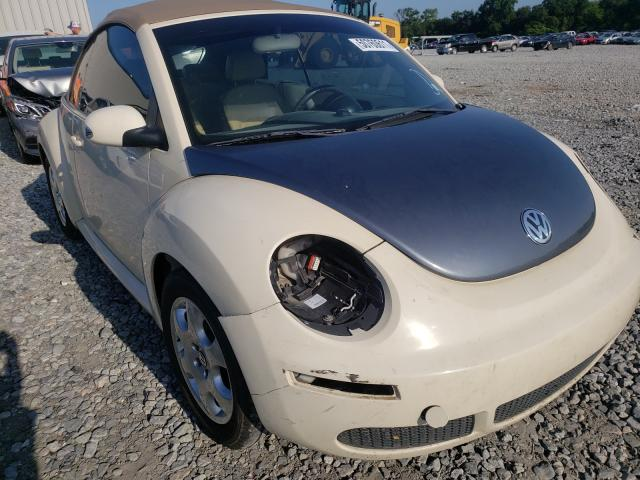 Salvage cars for sale from Copart Byron, GA: 2006 Volkswagen New Beetle