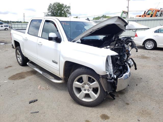 Salvage cars for sale at Shreveport, LA auction: 2018 Chevrolet Silverado