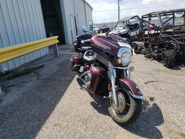 Salvage motorcycles for sale at Oklahoma City, OK auction: 2008 Yamaha XVZ13 TF