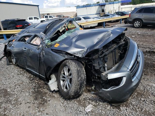 Infiniti FX35 salvage cars for sale: 2012 Infiniti FX35