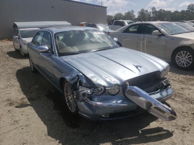 Jaguar Vehiculos salvage en venta: 2006 Jaguar Vandenplas