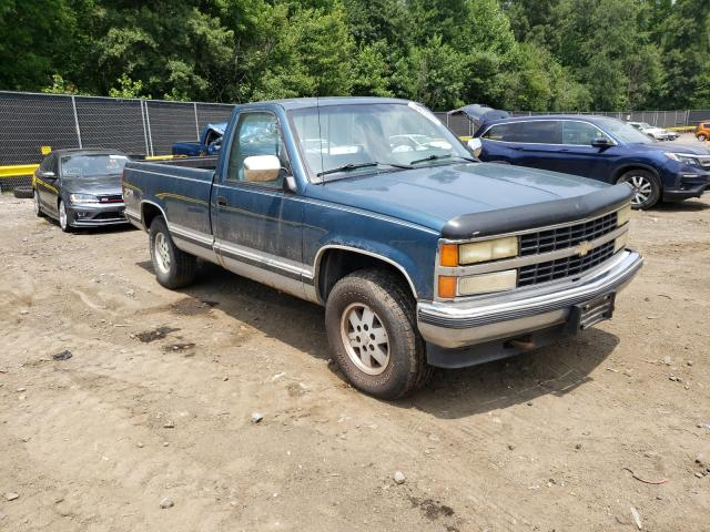 Salvage 1990 CHEVROLET GMT - Small image. Lot 50017541