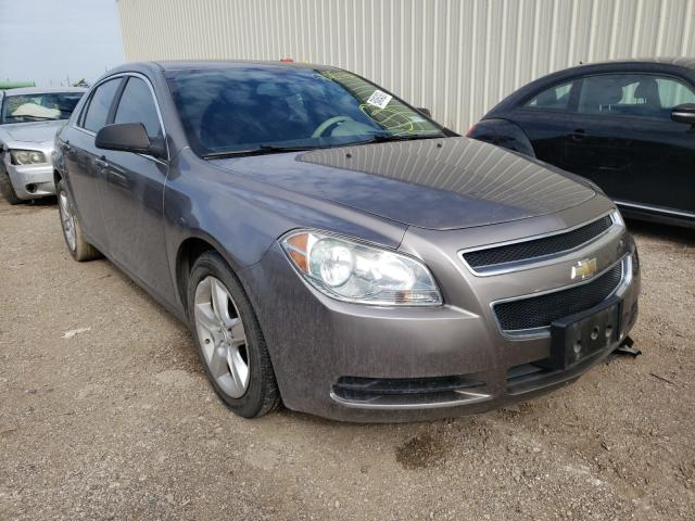 Salvage cars for sale from Copart Houston, TX: 2010 Chevrolet Malibu LS