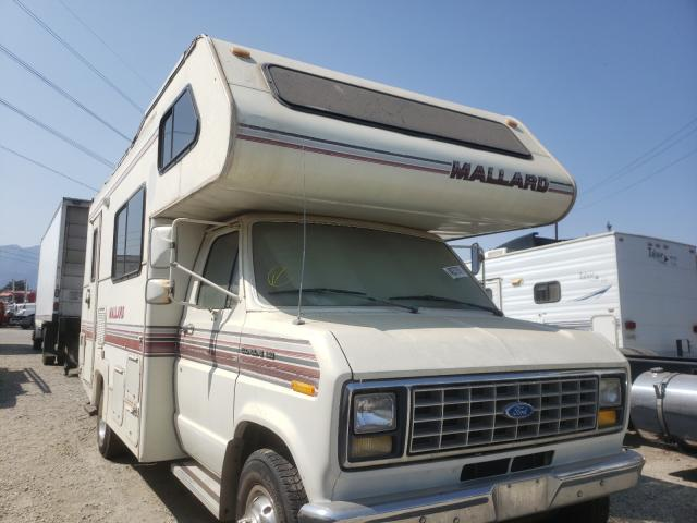 1990 Ford Econoline for sale in Rancho Cucamonga, CA