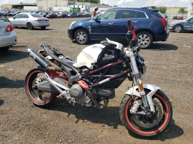 Ducati salvage cars for sale: 2009 Ducati Monster 69