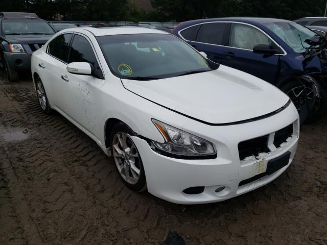 Vehiculos salvage en venta de Copart North Billerica, MA: 2012 Nissan Maxima S
