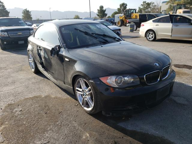 Salvage cars for sale at Anthony, TX auction: 2011 BMW 135 I