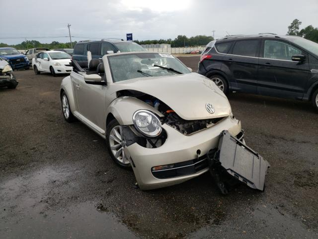 Salvage cars for sale from Copart Newton, AL: 2014 Volkswagen Beetle
