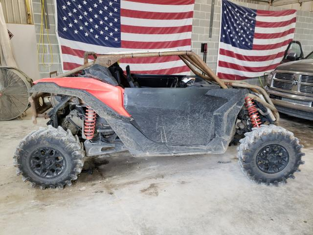 Salvage motorcycles for sale at Columbia, MO auction: 2020 Can-Am Maverick X
