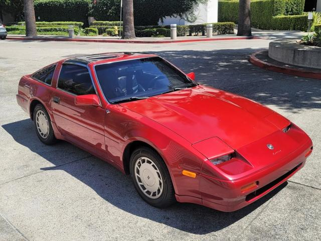 Salvage cars for sale from Copart Colton, CA: 1987 Nissan 300ZX