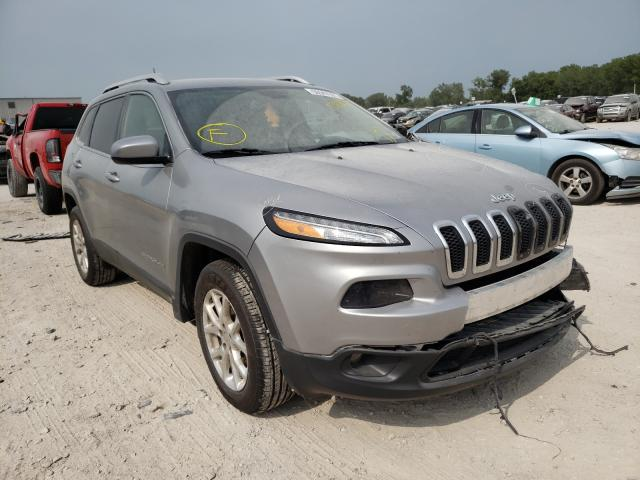 Salvage cars for sale from Copart Kansas City, KS: 2016 Jeep Cherokee L