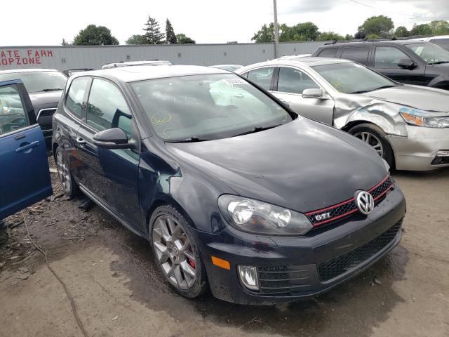 Volkswagen Vehiculos salvage en venta: 2013 Volkswagen GTI