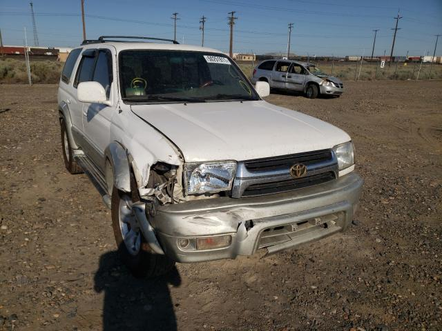 Salvage cars for sale from Copart Pasco, WA: 2001 Toyota 4runner LI