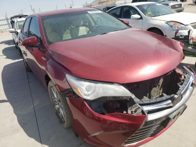 2015 Toyota Camry Hybrid en venta en Farr West, UT