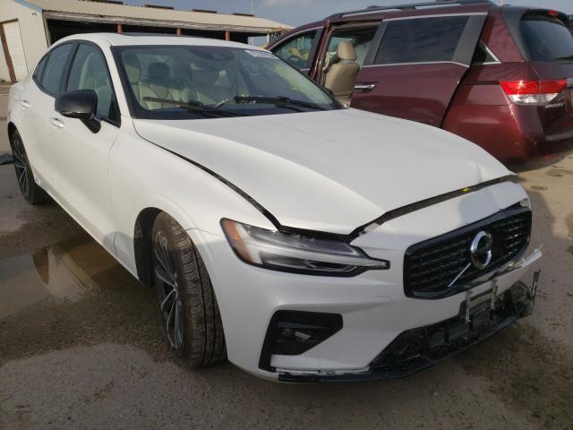 Vehiculos salvage en venta de Copart Riverview, FL: 2021 Volvo S60 T5 R-D