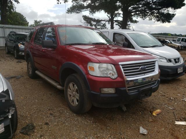 Vehiculos salvage en venta de Copart Longview, TX: 2007 Ford Explorer X