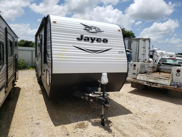 Salvage cars for sale from Copart Temple, TX: 2017 Jayco JAY Flight