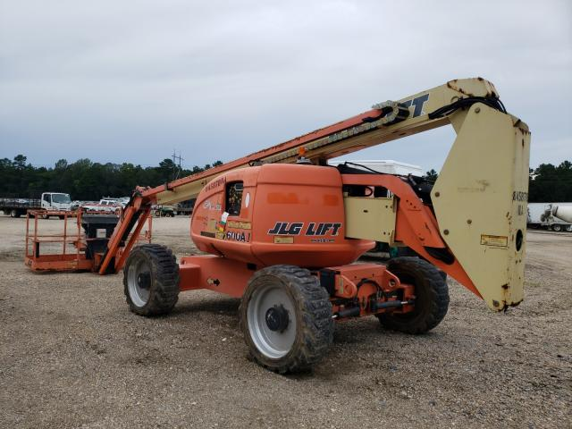 JLG salvage cars for sale: 2011 JLG 600A Lift