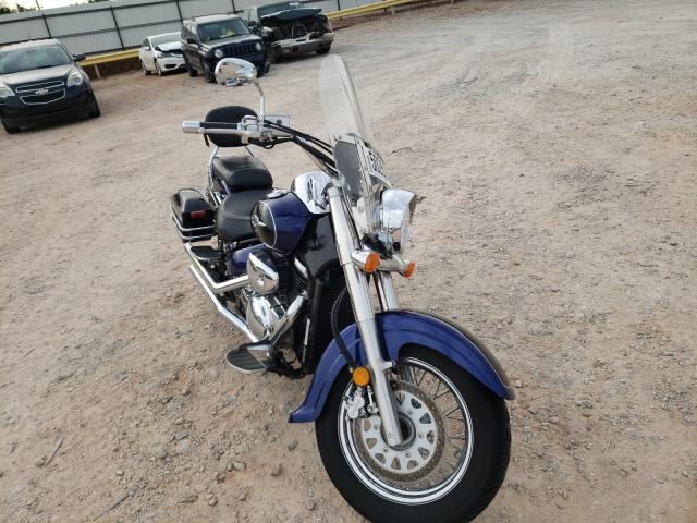 Salvage motorcycles for sale at Oklahoma City, OK auction: 2005 Suzuki C50