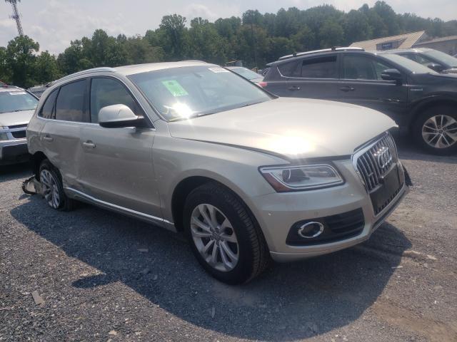 Audi Q5 Premium salvage cars for sale: 2013 Audi Q5 Premium