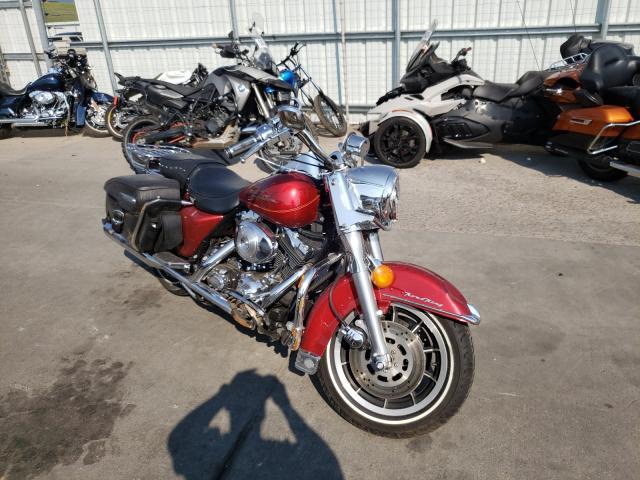 Harley-Davidson Flhr salvage cars for sale: 1999 Harley-Davidson Flhr