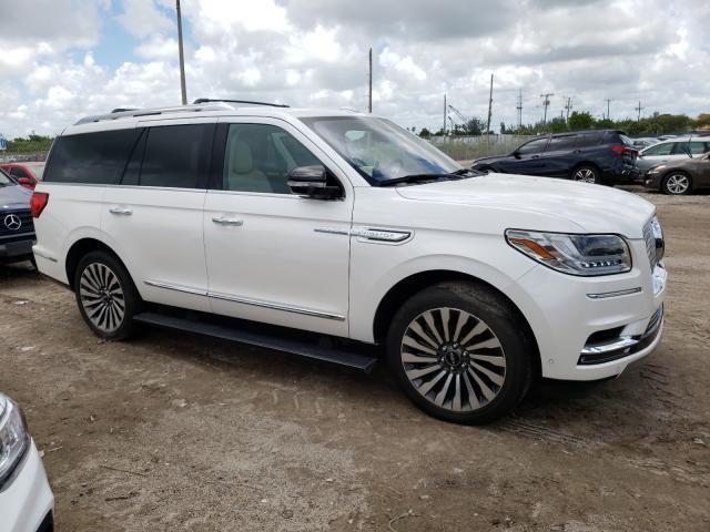 Lincoln Navigator salvage cars for sale: 2019 Lincoln Navigator