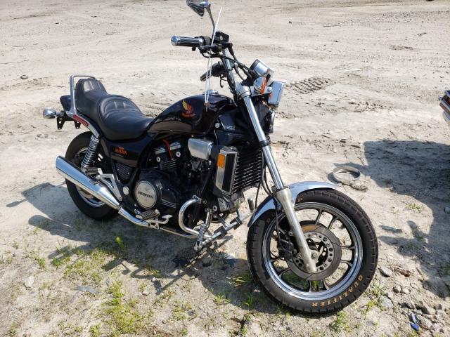 Salvage 1985 HONDA VF CYCLE - Small image. Lot 50585531