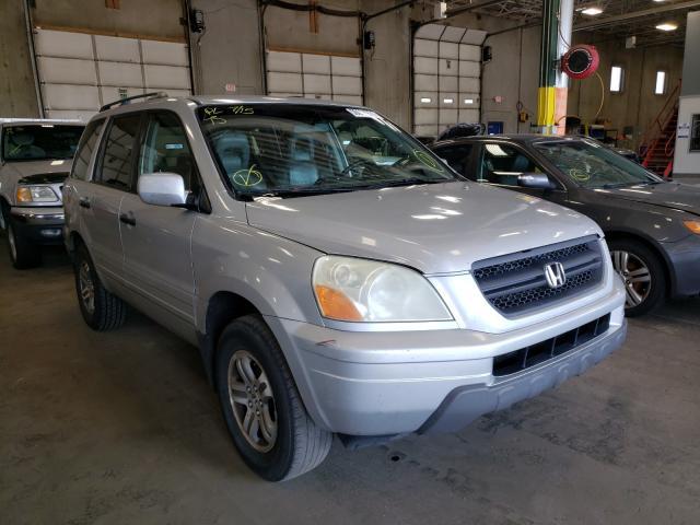 Honda Pilot salvage cars for sale: 2003 Honda Pilot