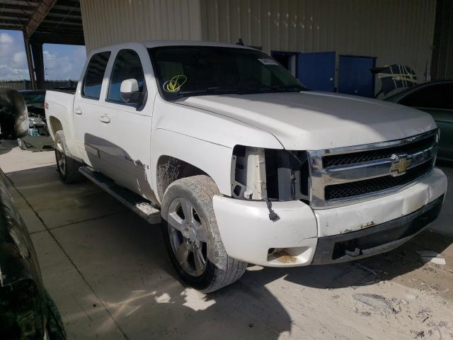 Salvage cars for sale from Copart Homestead, FL: 2007 Chevrolet Silverado
