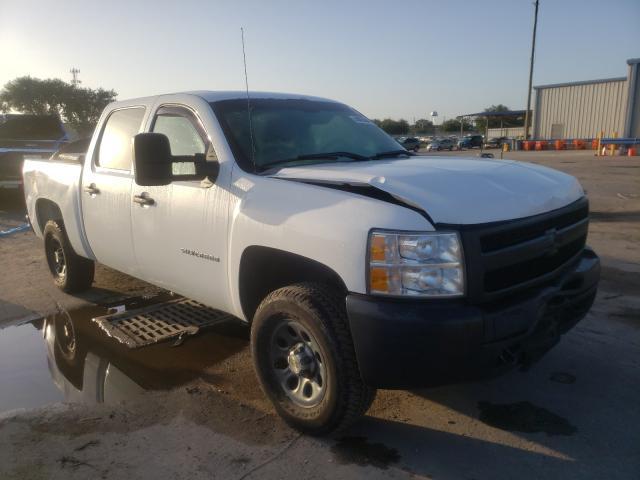 Salvage cars for sale from Copart Orlando, FL: 2013 Chevrolet Silverado
