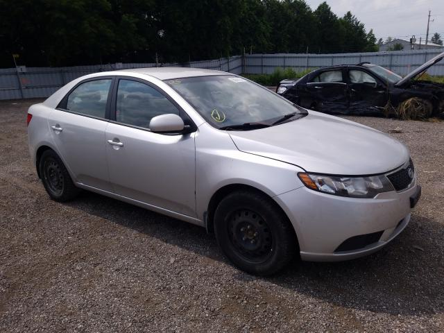 Salvage cars for sale from Copart London, ON: 2012 KIA Forte LX