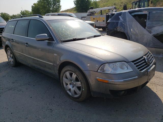 Volkswagen Vehiculos salvage en venta: 2002 Volkswagen Passat
