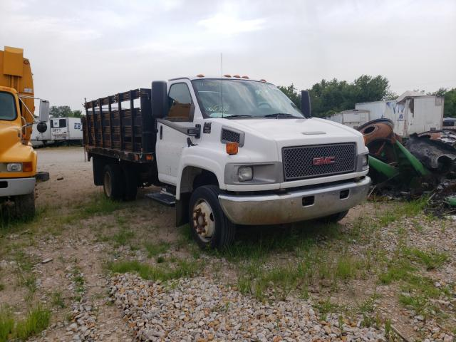 Salvage cars for sale from Copart Kansas City, KS: 2006 GMC C4500 C4C0