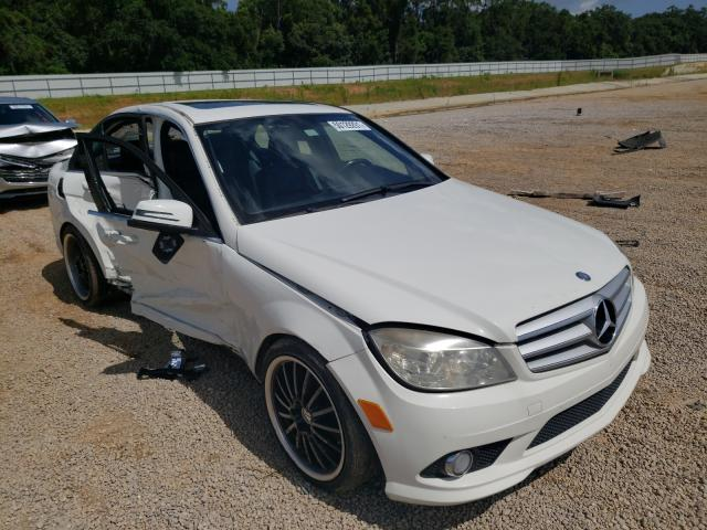 Salvage cars for sale from Copart Theodore, AL: 2010 Mercedes-Benz C300