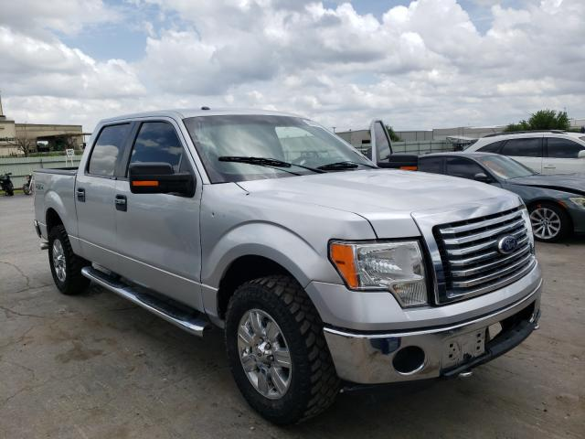 Salvage cars for sale from Copart Tulsa, OK: 2011 Ford F150 Super