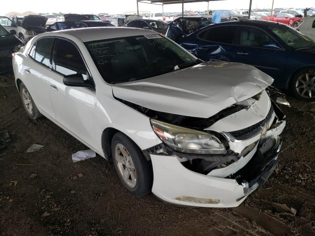 Salvage cars for sale from Copart Houston, TX: 2015 Chevrolet Malibu LS