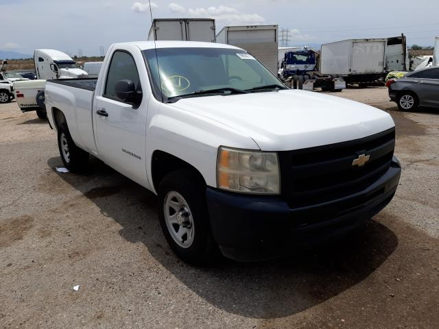 Salvage cars for sale from Copart Tucson, AZ: 2011 Chevrolet Silverado