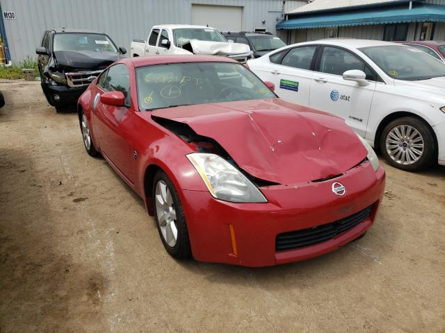 Salvage 2005 NISSAN 350Z - Small image. Lot 49889591