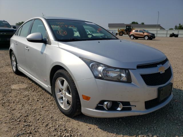 Vehiculos salvage en venta de Copart Bismarck, ND: 2011 Chevrolet Cruze LT